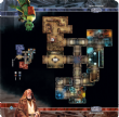 Star Wars : Imperial Assault – Anchorhead Cantina Skirmish Map